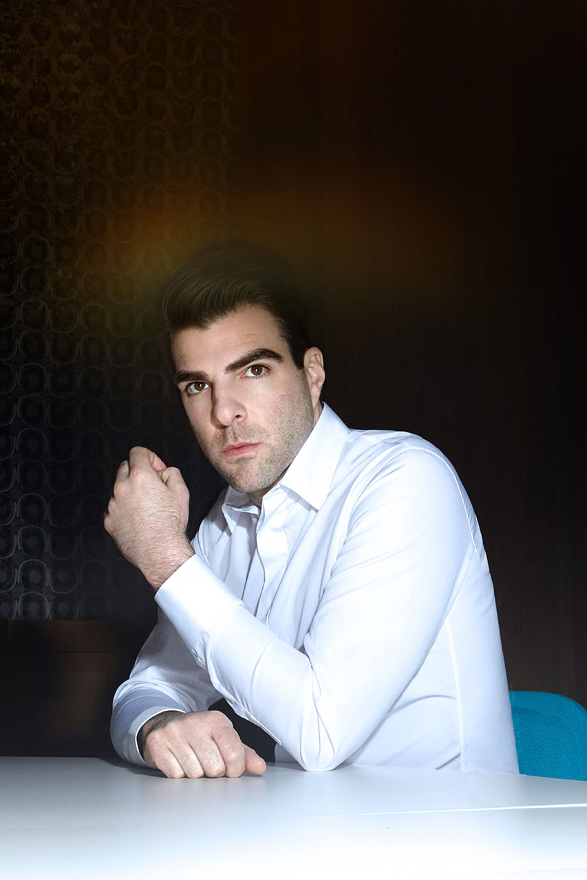 ZACHARY QUINTO | DAVID NEEDLEMAN
