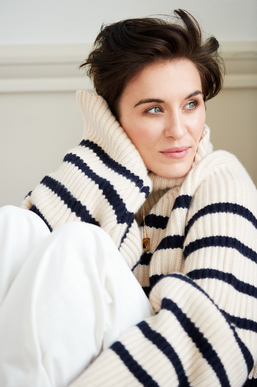 VICKY MCCLURE | RED MAGAZINE | CHRIS CRAYMER