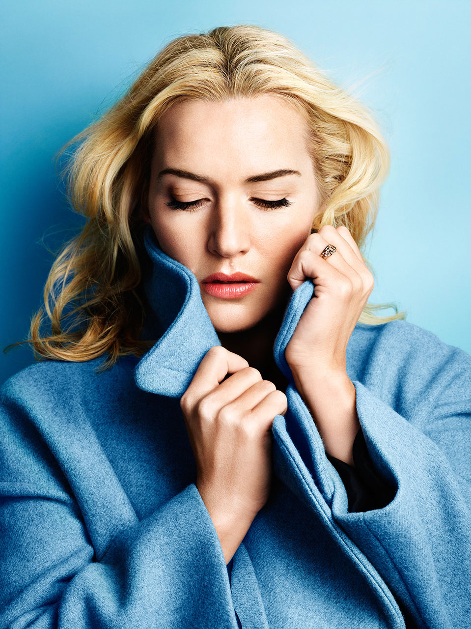 KATE WINSLET | UK GLAMOUR