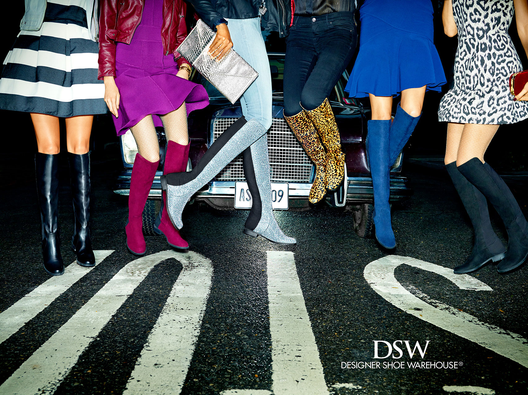 DSW | CHRIS CRAYMER