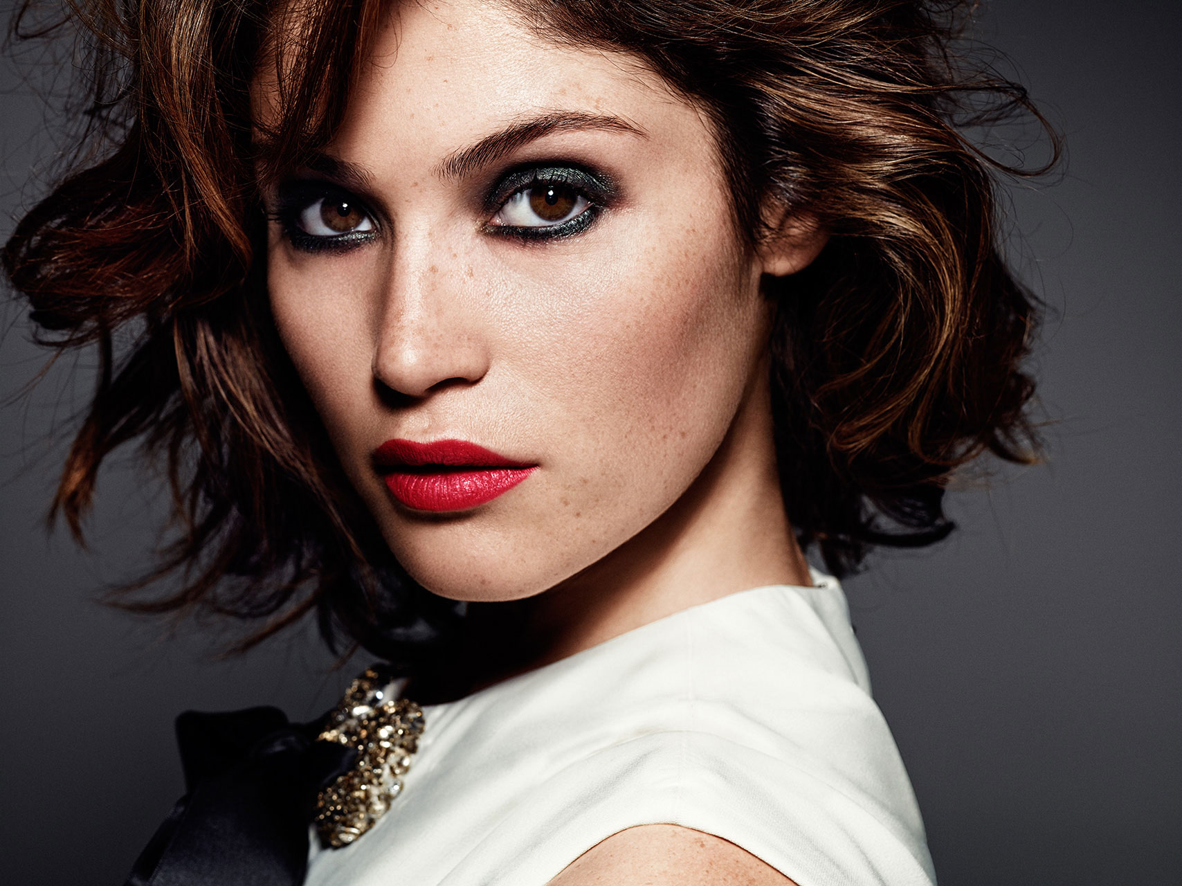 GEMMA ARTERTON | UK GLAMOUR | CHRIS CRAYMER