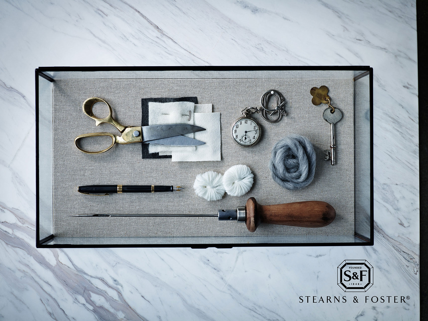 STEARNS & FOSTER | ANNA WILLIAMS