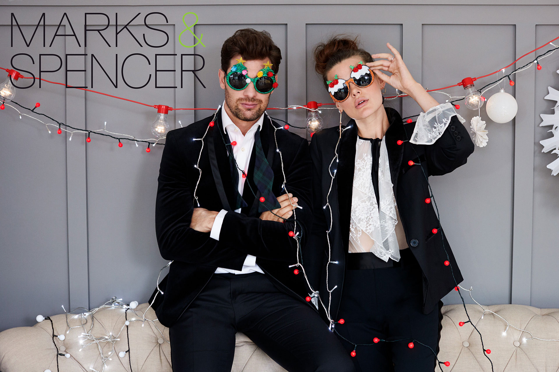 MARKS & SPENCER | CHRIS CRAYMER