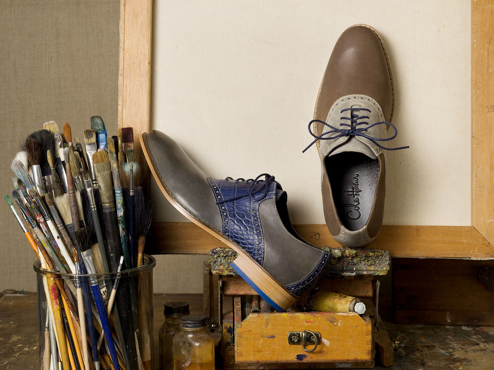 COLE HAAN | GREG BROOM