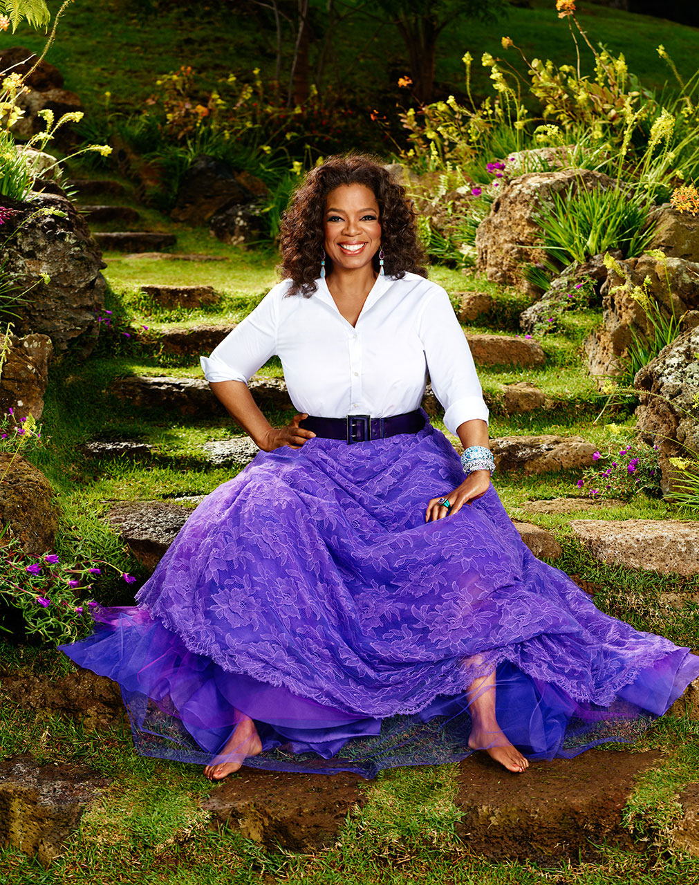 OPRAH | O MAGAZINE | CHRIS CRAYMER