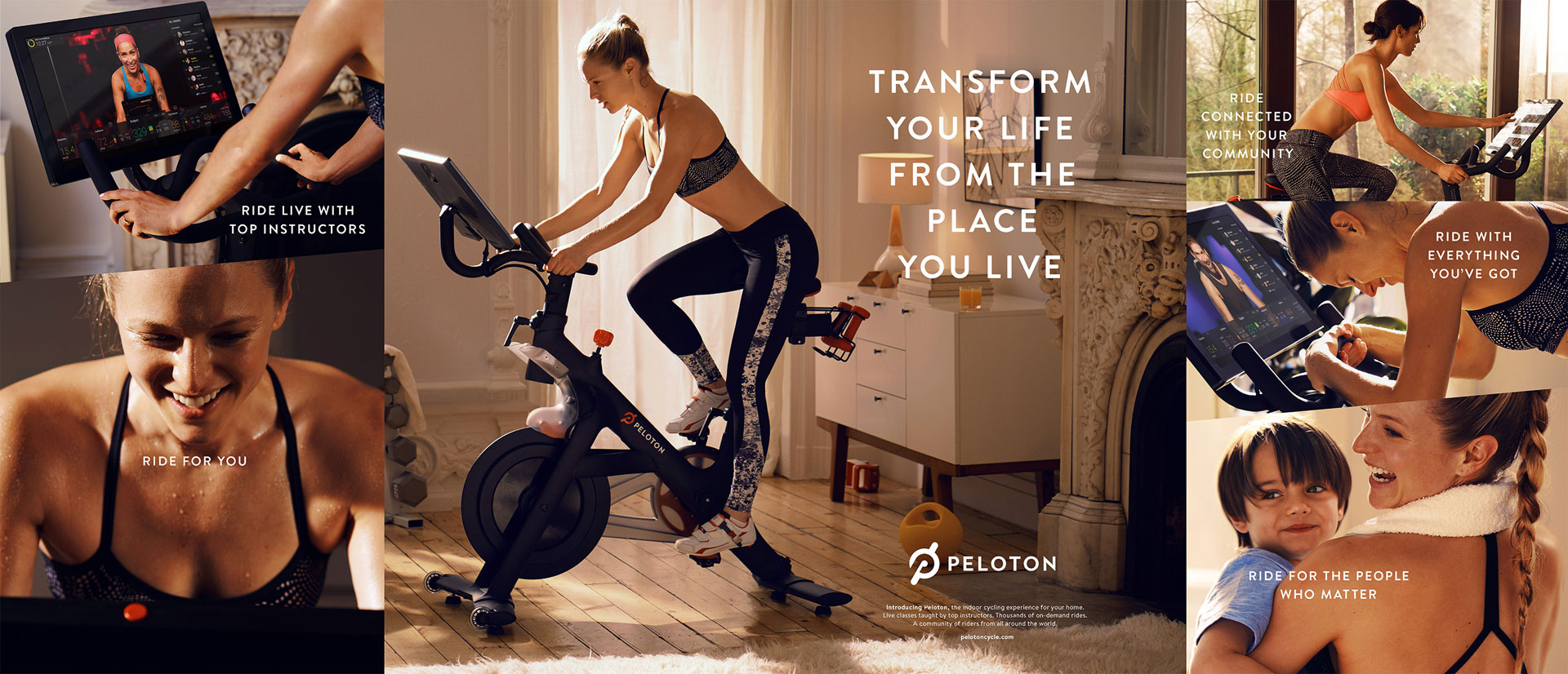PELOTON CYCLE | CHRISTOPHER ANDERSON