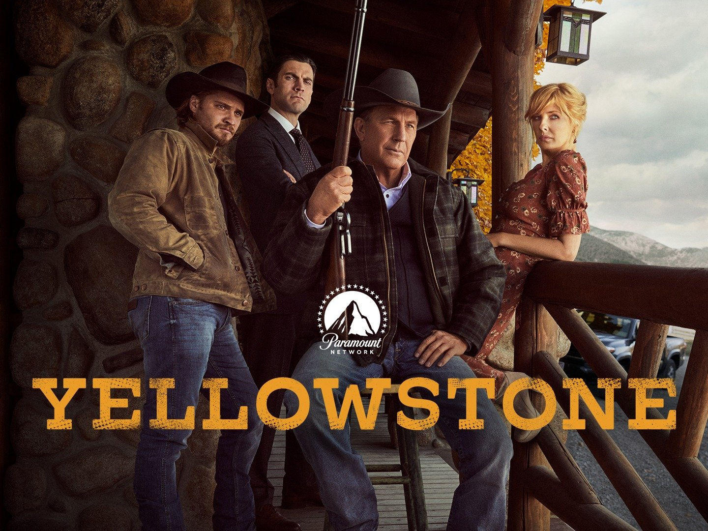 YELLOWSTONE | PARAMOUNT NETWORK